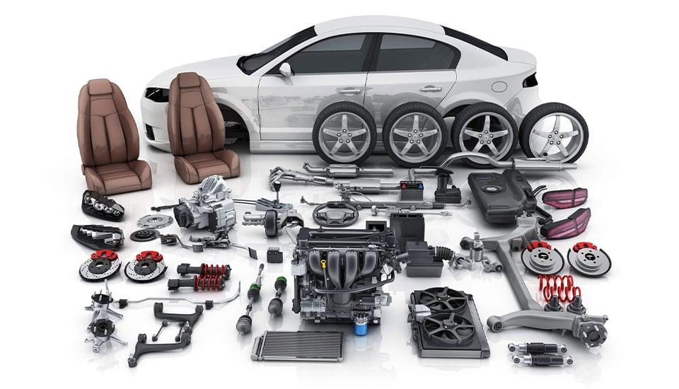 American Dismantling - Exterior Car Parts