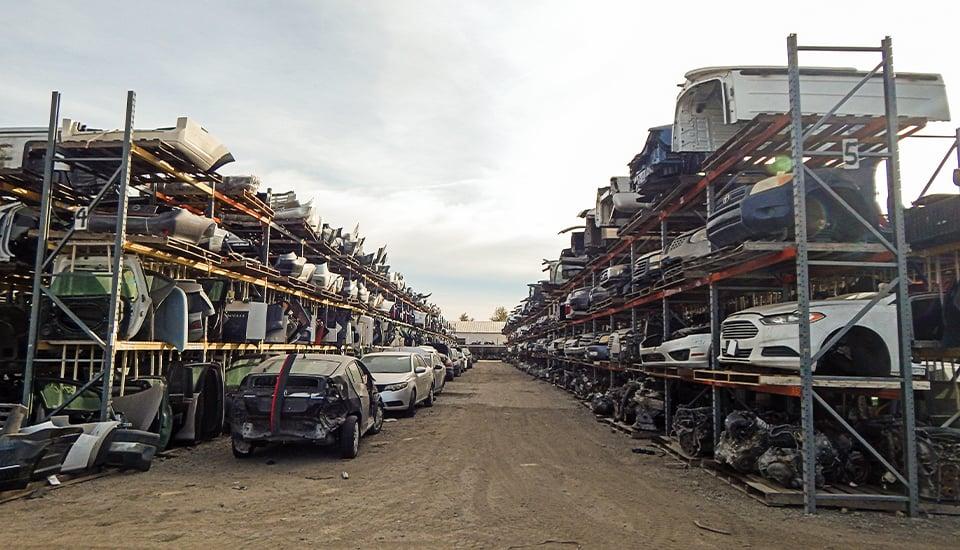 American Dismantling - Salvage Yard