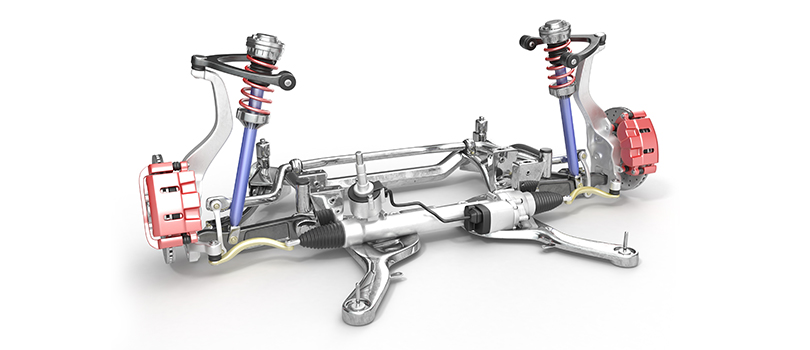 American Dismantling - Car Parts - Axles
